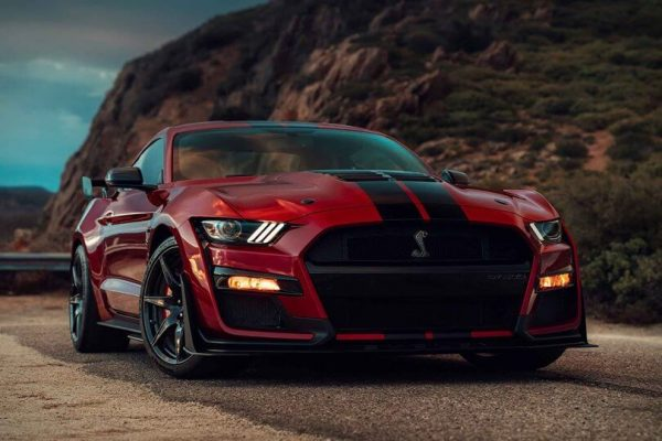 2022 Ford Mustang GT Coupe Concept