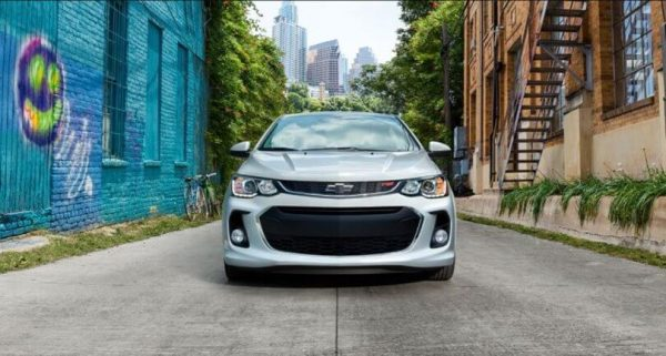 2022 Chevy Sonic Hatcback Specs Review