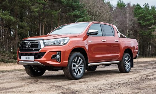 Permalink to 2020 Toyota Hilux Facelift in USA & Philippines