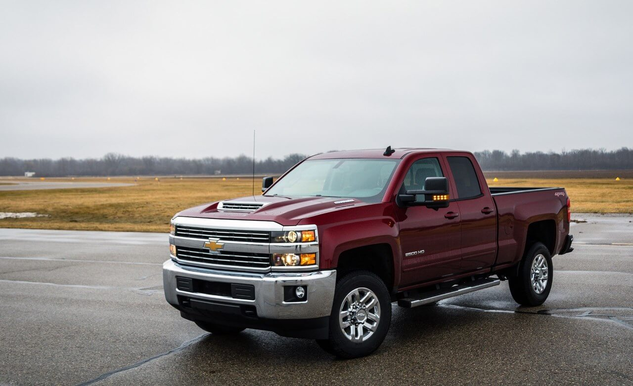 2020 Chevy 2500HD Specs and Features