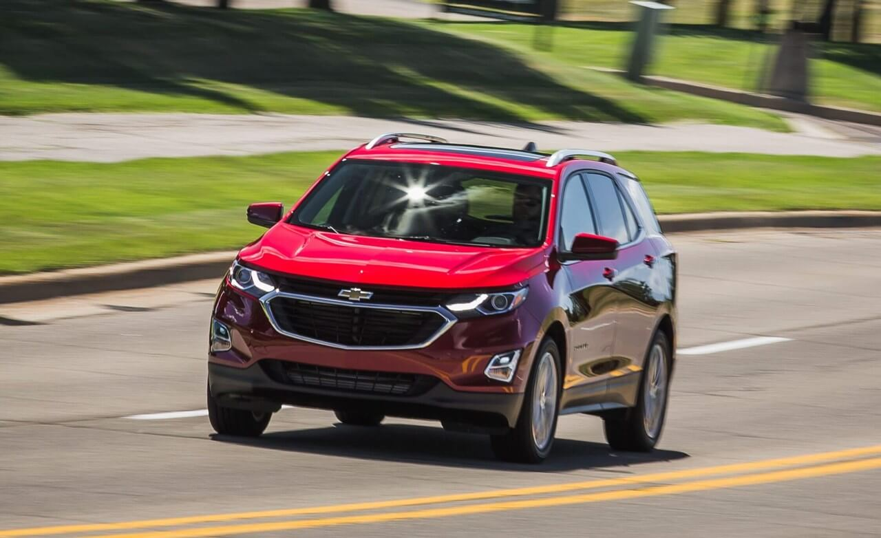 2020 Chevy Equinox Review & Road Test
