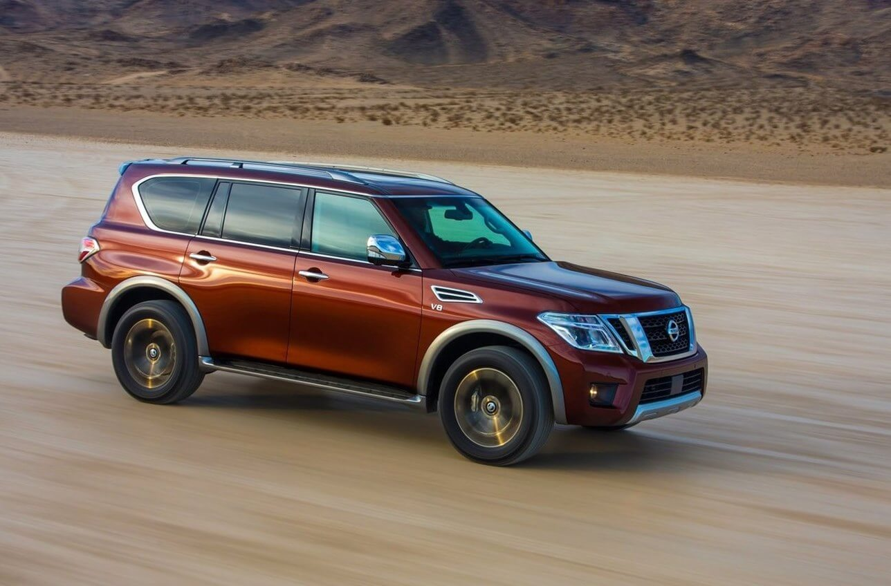 2020 Nissan Armada Interior, MSRP and Price Rumor