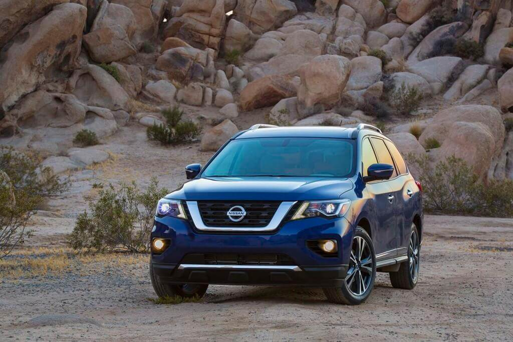2020 Nissan Pathfinder SL Review