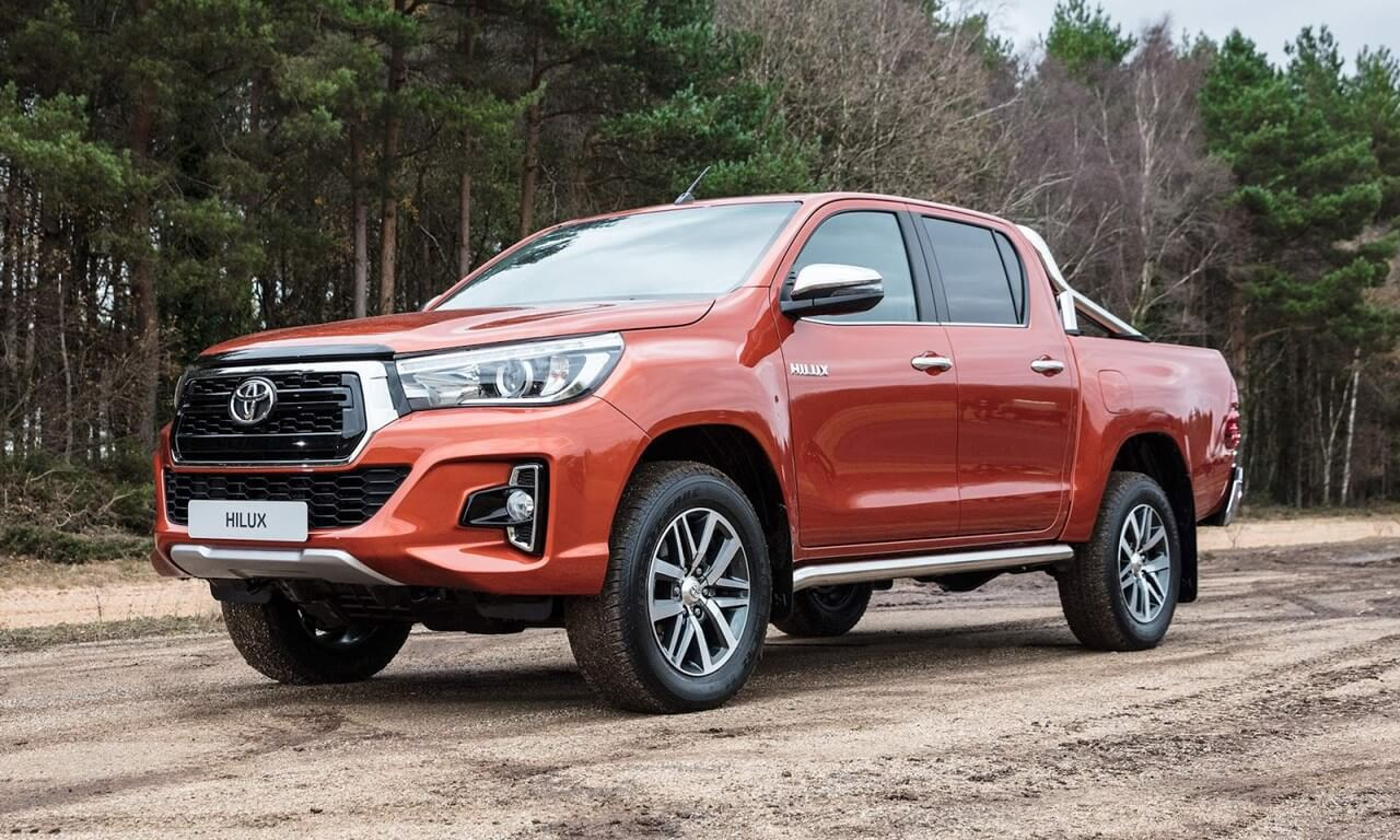 2020 Toyota Hilux Overview