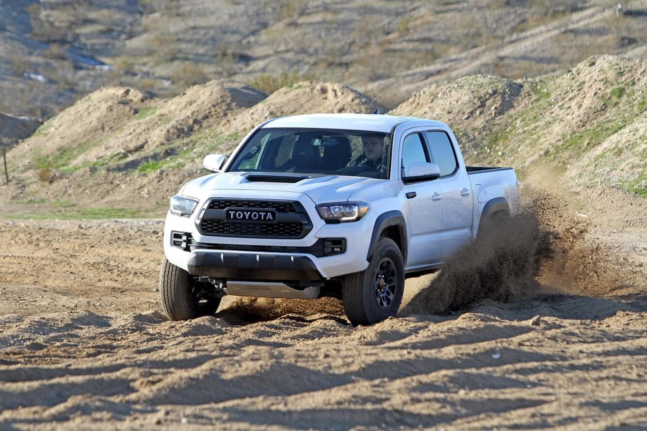 2020 Toyota Tacoma Diesel Concept
