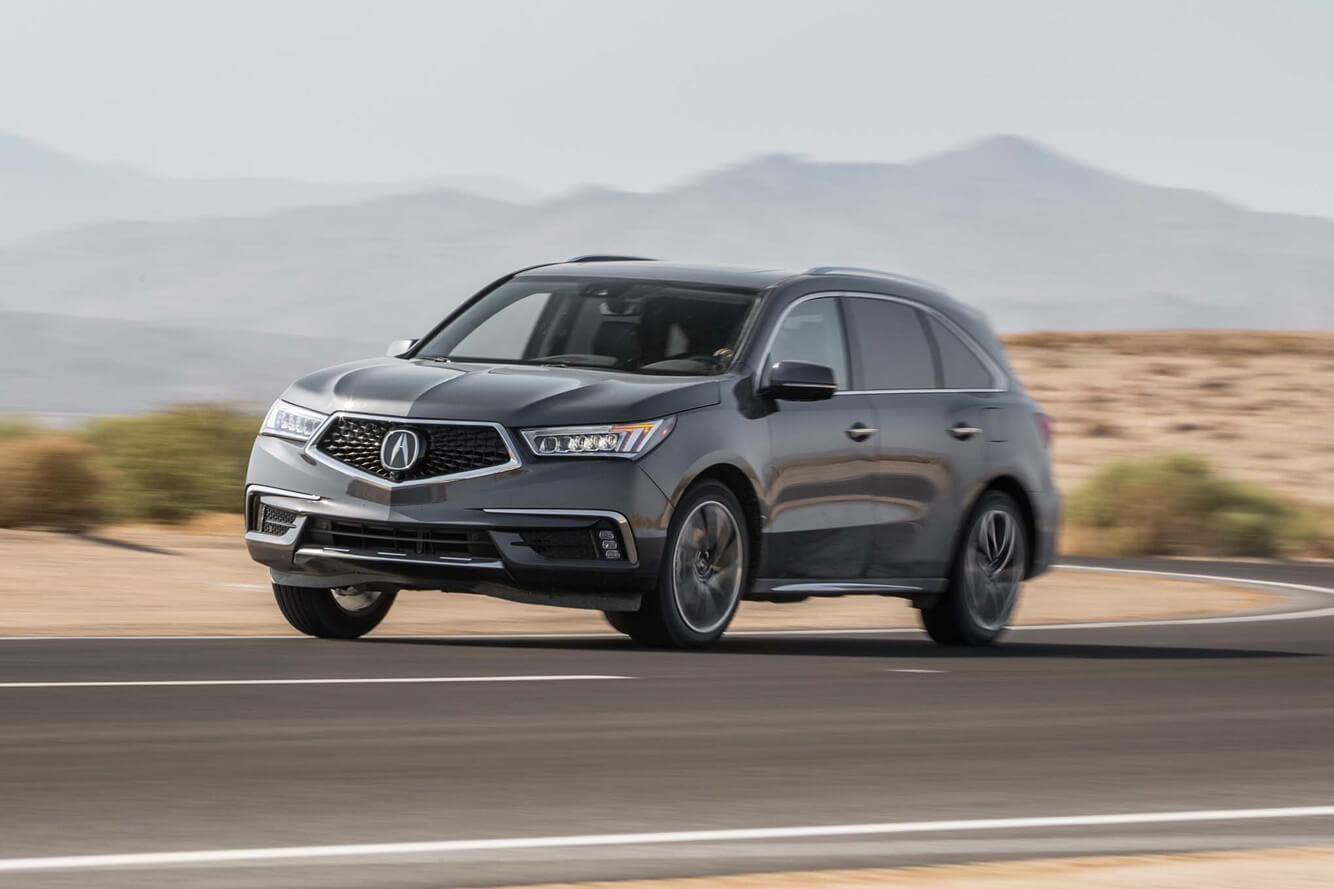 2020 Acura MDX is expected to build on the design of the current model
