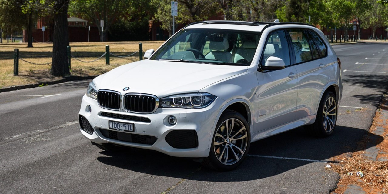 2020 BMW X7 SUV Spotted With Exterior Changes