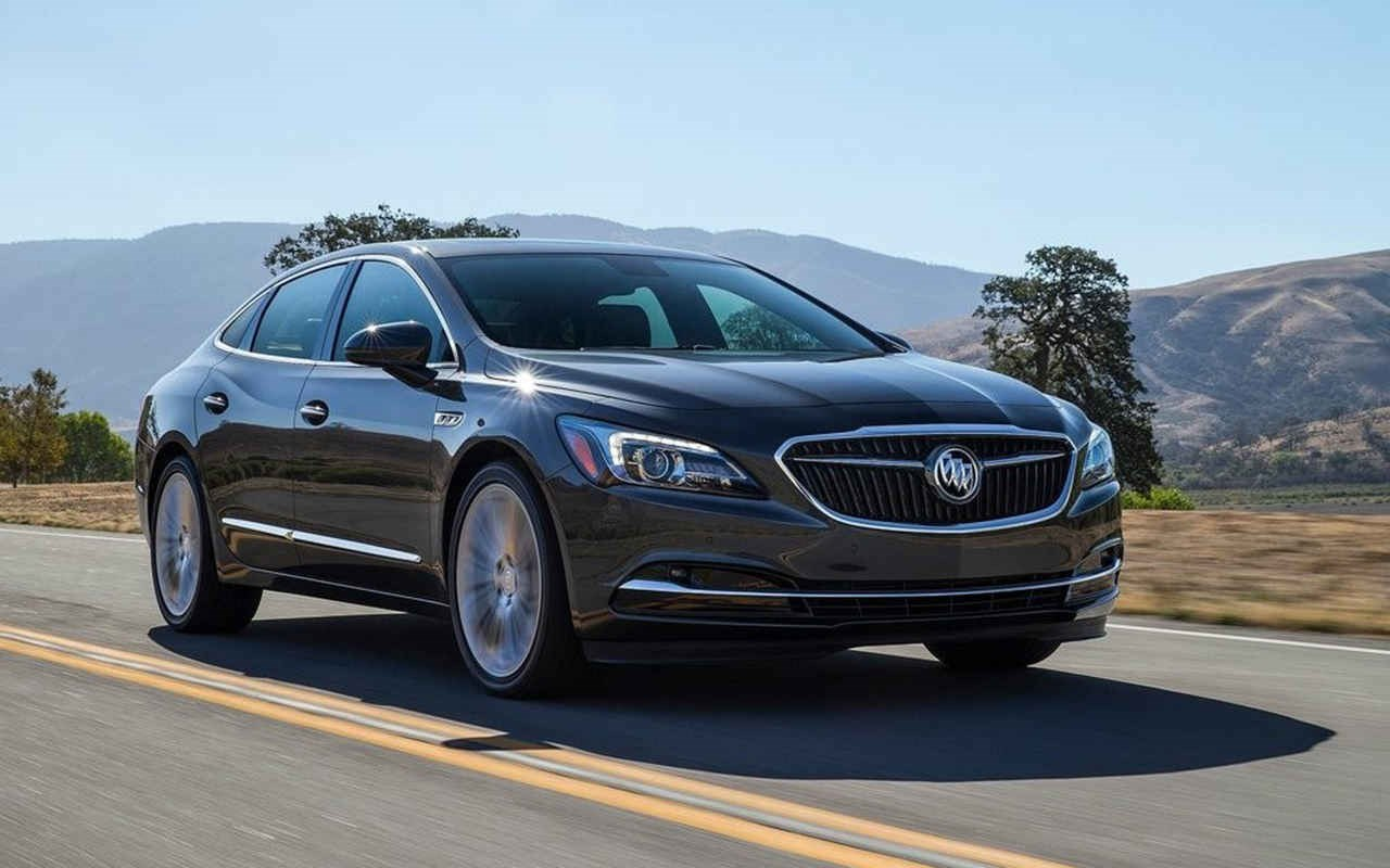 2020 Buick Lacrosse Coupe Release Date