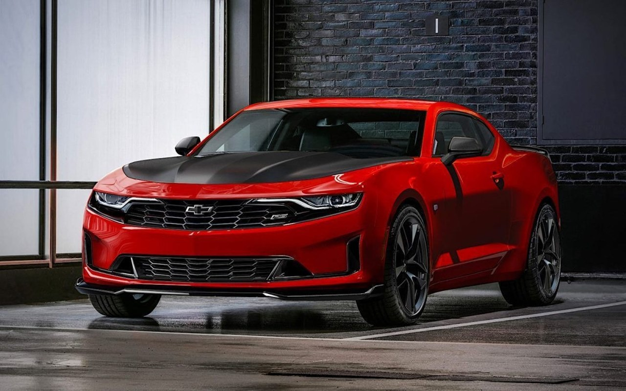 2020 Chevy Monte Carlo is an excellent car