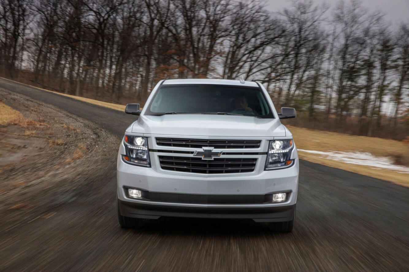 2020 Chevy Suburban will have new addition to its exterior outlook