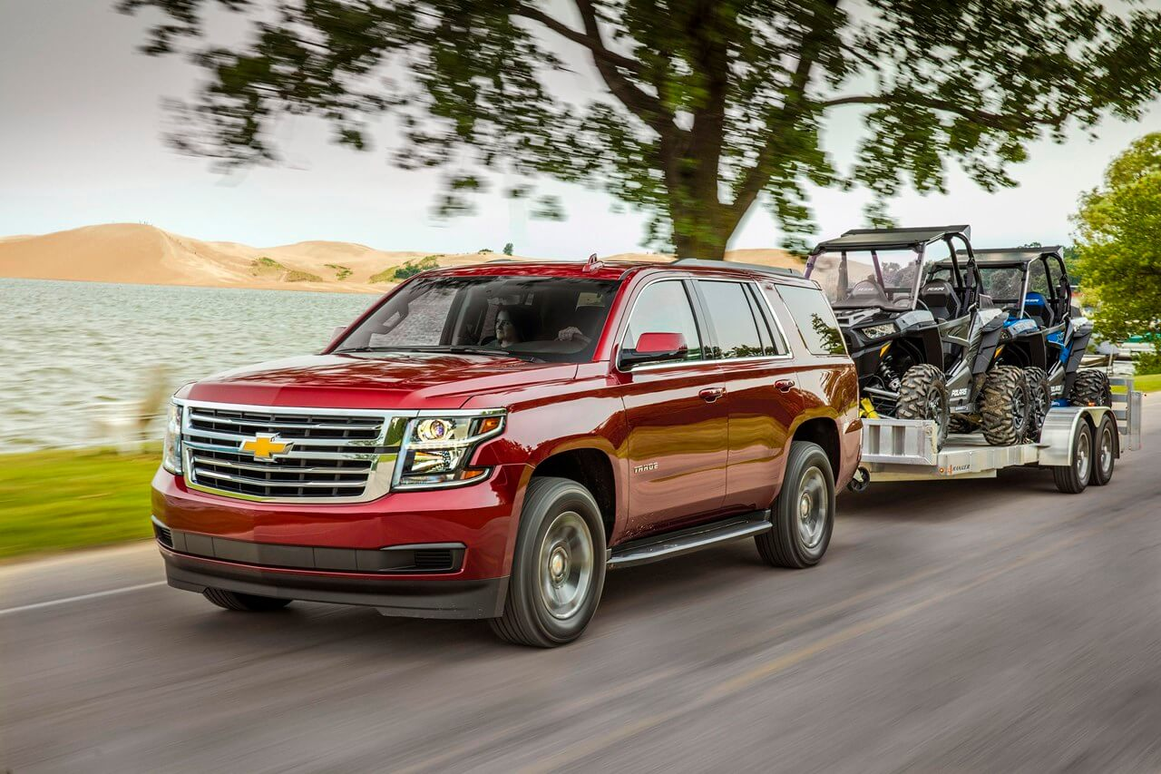 2020 Chevy Tahoe Ownership Costs