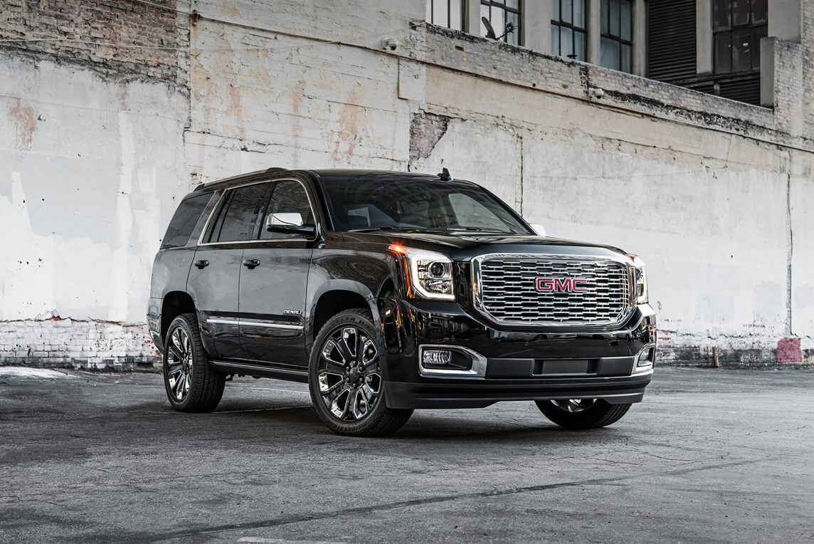 2020 GMC Yukon For Sale in USA