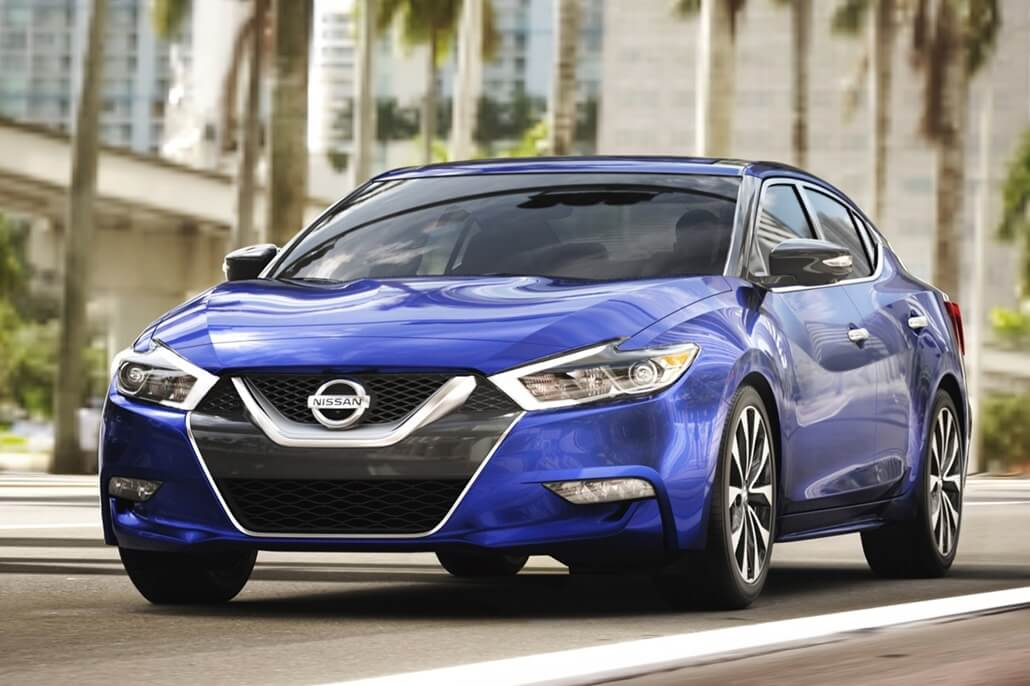 2020 Nissan Maxima SR Coupe Spy Photos