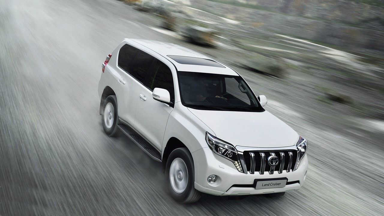 2020 Toyota Land Cruiser is a redesigned model that has not been changed since the first model was released back in 2007