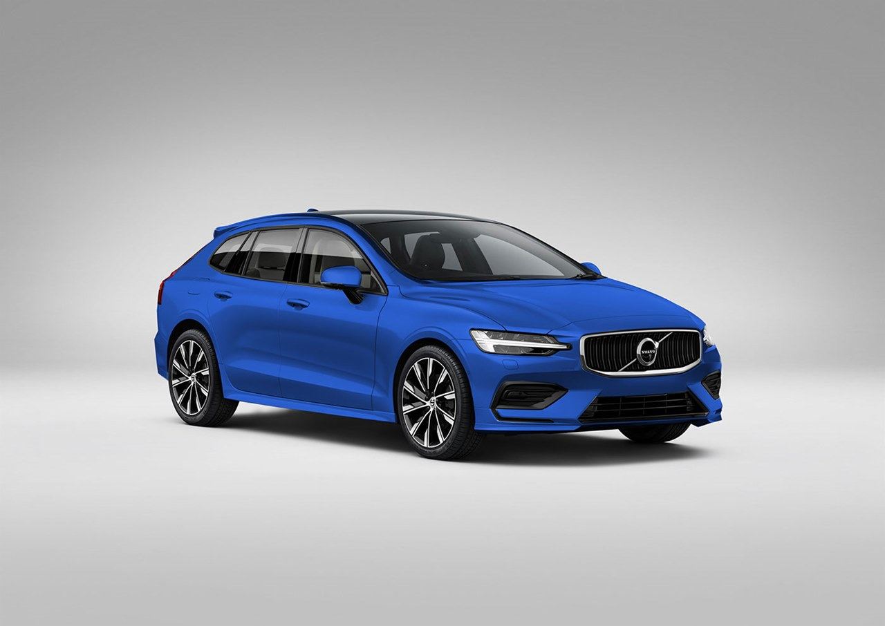 2020 Volvo S40 Overview