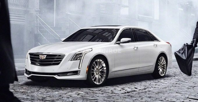 2020 Cadillac CT8 Spied For The First Time
