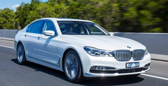 2021 BMW 7 Series receives a mid-cycle refresh and extra technology