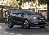 2021 Buick Encore receives a mid-cycle refresh and extra technology