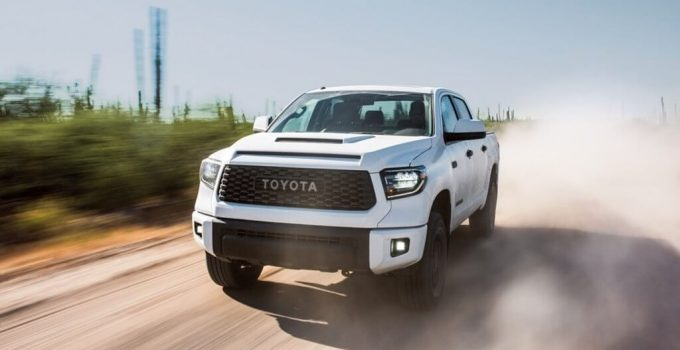 2021 Toyota Tundra for sale by owner