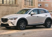 Mazda CX 3 2021 updated with new looks