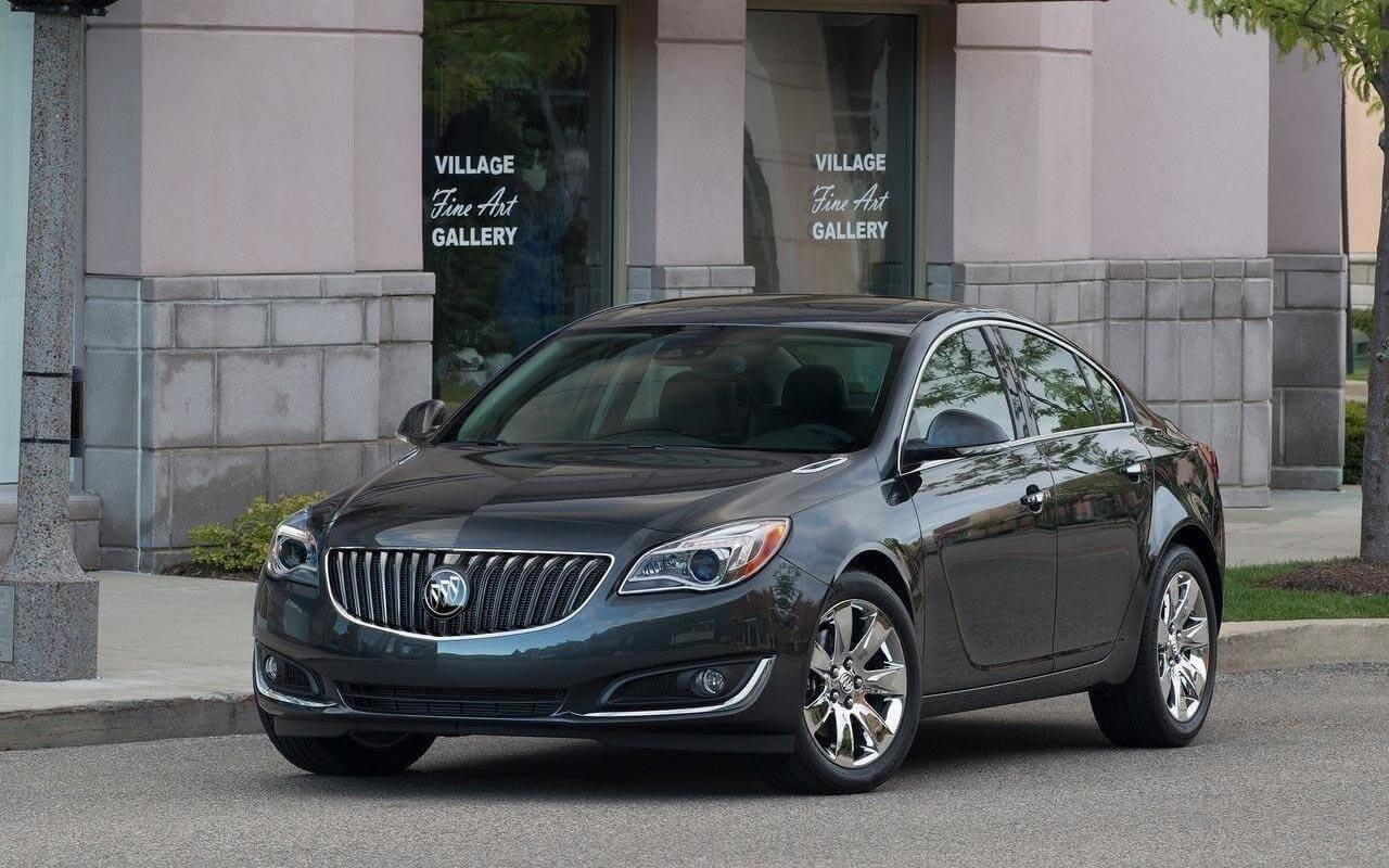 2021 Buick Gnx Ratings