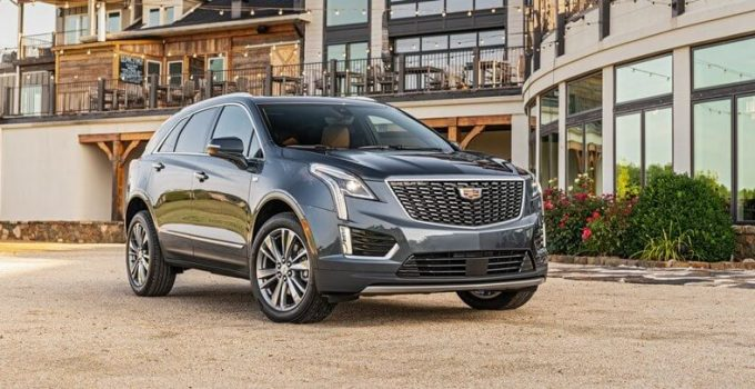2021 Cadillac XT5 Crossover News & Redesign