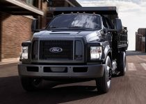 2021 Ford F650 Pickup Truck Release Date