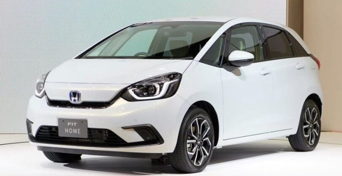 2021 Honda Fit Redesign Pictures