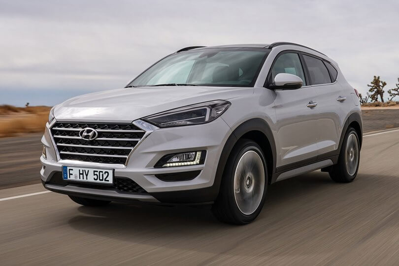 2021 Hyundai Tucson India Colors & Redesign - Postmonroe