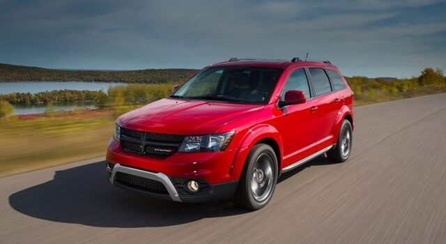 2021 Dodge Journey has a fresh new look