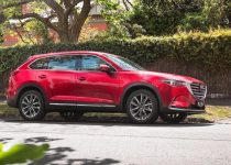 2021 Mazda CX 9 Changes