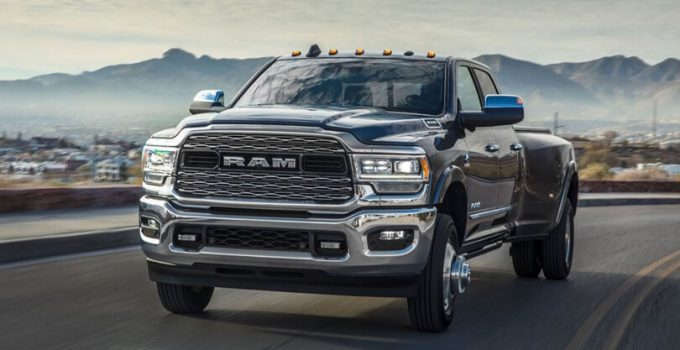 2021 Ram 3500 Limited Concept