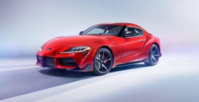 2021 Toyota MR2 Will get new engine