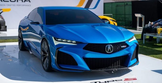 2022 Acura TLX Sport Redesign