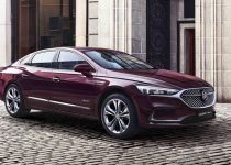 2022 Buick Lacrosse Model Facelift