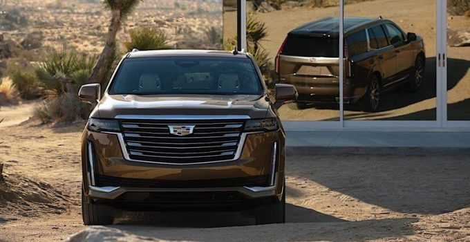 2022 Cadillac CT4 Rendered