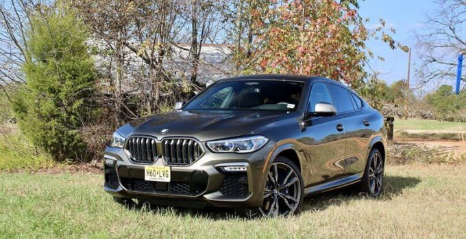 2022 BMW X6 Debut Release Date