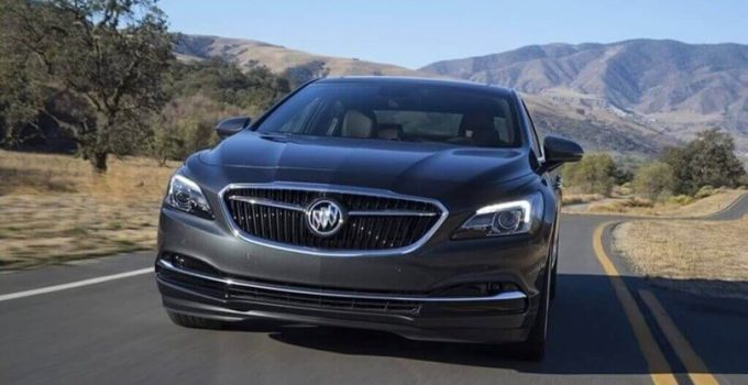 2022 Buick Grand National will make its new entrance on the upcoming 2018