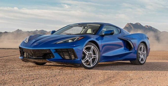 2022 Chevy Corvette Stingray Price
