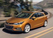 2022 Chevy Cruze SS Models Changes