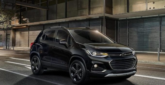2022 Chevy Trax Price, Colors, Preview
