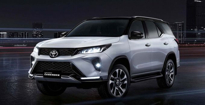 2022 Toyota Fortuner Price, Colors, Replaces